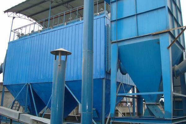10吨锅炉脉冲除尘器