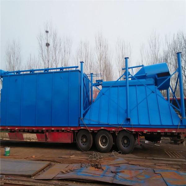 35吨锅炉布袋除尘器